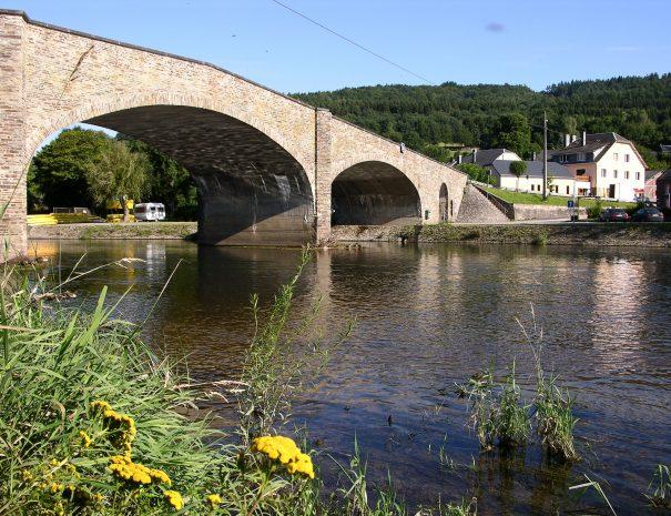 2007 - Vresse - été - pont - Semois (CTCV) (12)